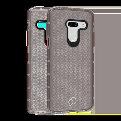 LG G8 ThinQ - Phantom 2 Case Carbon
