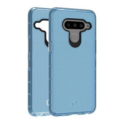 LG V50 ThinQ - Phantom 2 Case Pacific Blue