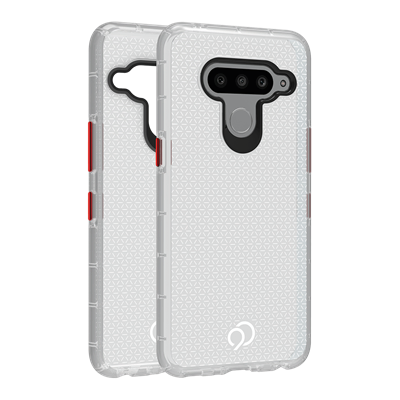 LG V50 ThinQ - Phantom 2 Case Clear