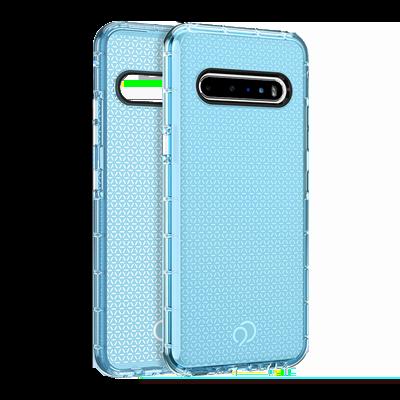 LG V60 ThinQ - Phantom 2 Case Pacific Blue