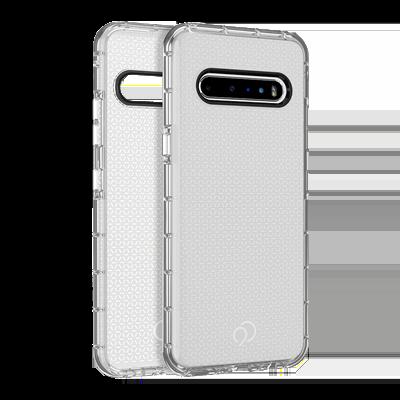 LG V60 ThinQ - Phantom 2 Case Clear