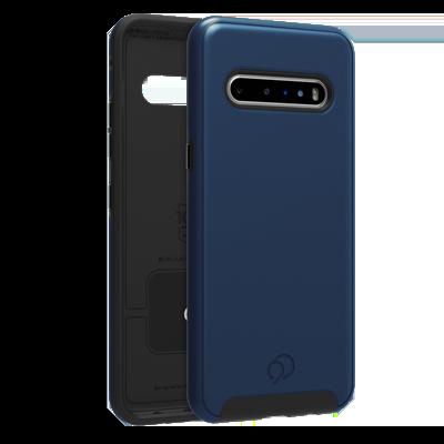 LG V60 ThinQ - Cirrus 2 Case Midnight Blue
