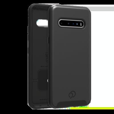 LG V60 ThinQ - Cirrus 2 Case Black