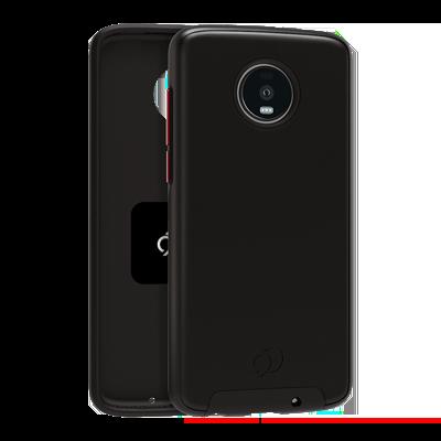 Moto Z4 - Cirrus 2 Case Black