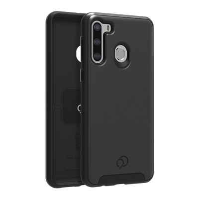 Galaxy A21 - Cirrus 2 Case Black