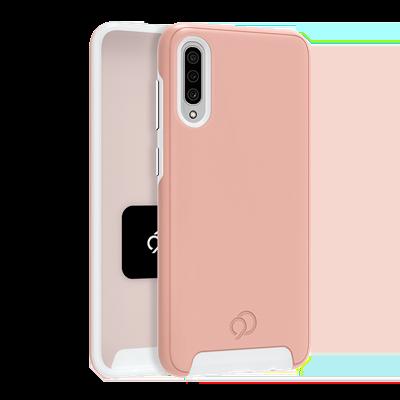 Galaxy A50 - Cirrus 2 Case Rose Clear