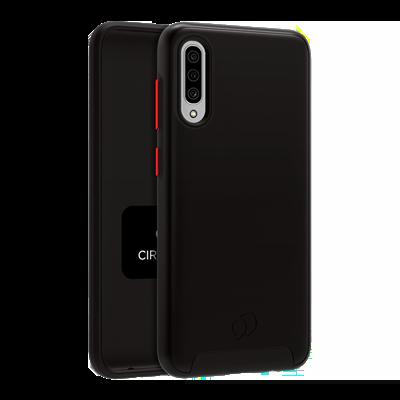 Galaxy A50 - Cirrus 2 Case Black