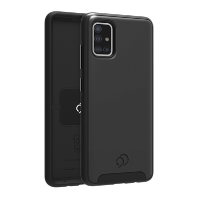 Galaxy A51 5G UW / A51 - Cirrus 2 Case Black