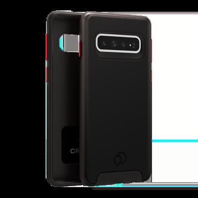 Galaxy S10 Plus - Cirrus 2 Case Black