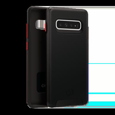 Galaxy S10 - Cirrus 2 Case Black
