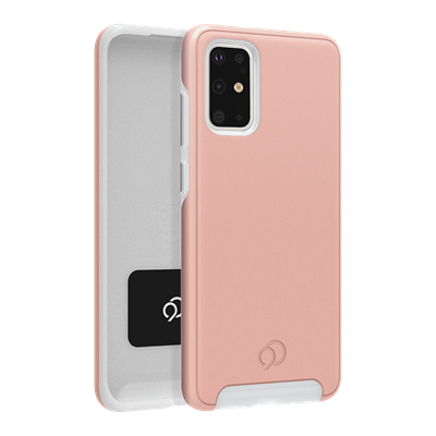 Galaxy S20 Plus 5G - Cirrus 2 Case Rose Clear