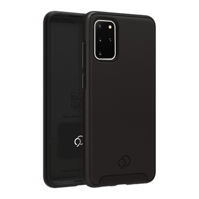 Galaxy S20 Plus 5G - Cirrus 2 Case Black