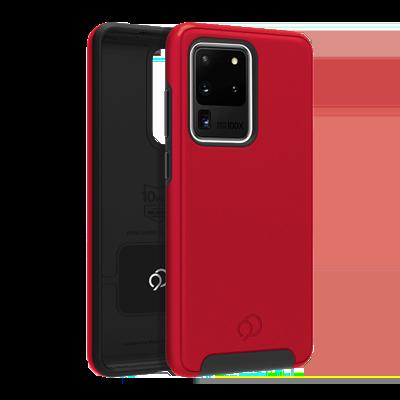 Galaxy S20 Ultra 5G - Cirrus 2 Case Crimson