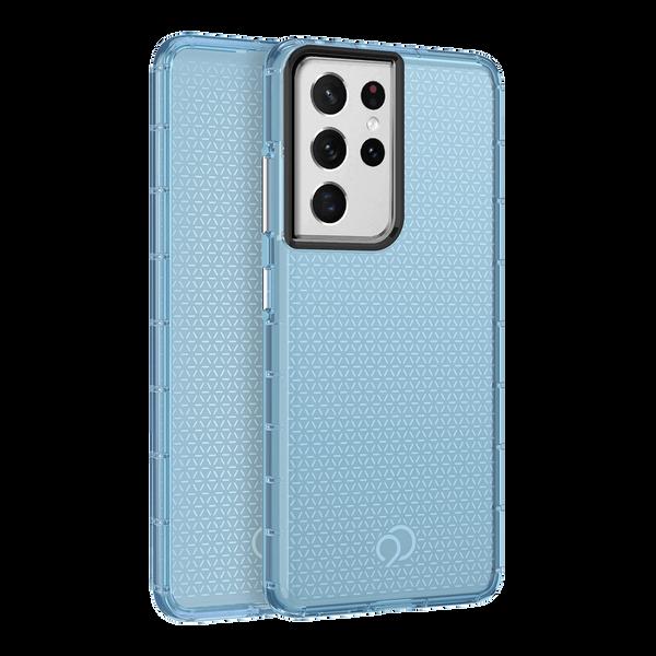 Galaxy S 2021 Large - Phantom 2 Case Pacific Blue