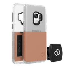 Galaxy S9 - Ghost 2 Case