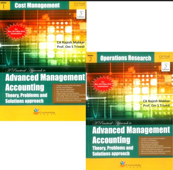 A Practical Approach To Advanced Management
