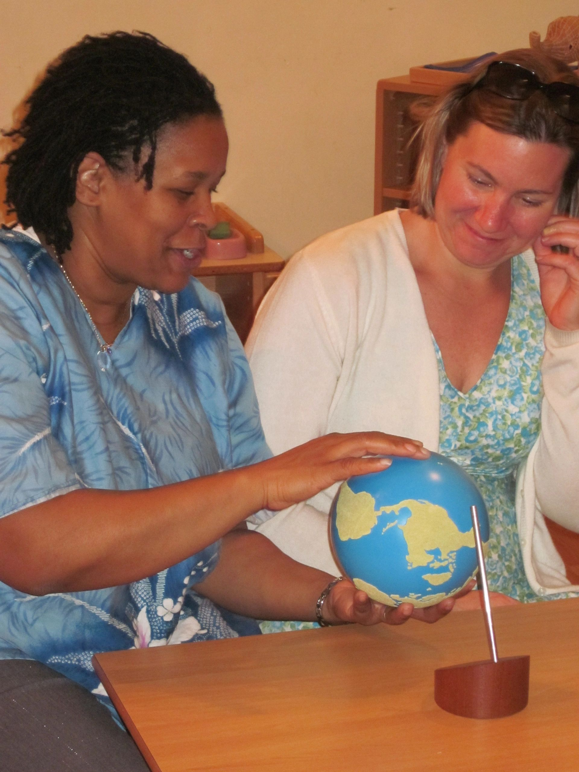 Montessori parent workshop
