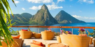 Island of St. Lucia