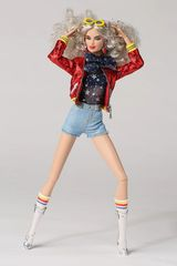 88050 STYLE LAB MISS BEHAVE CHERRY BOMB OUTFIT ONLY