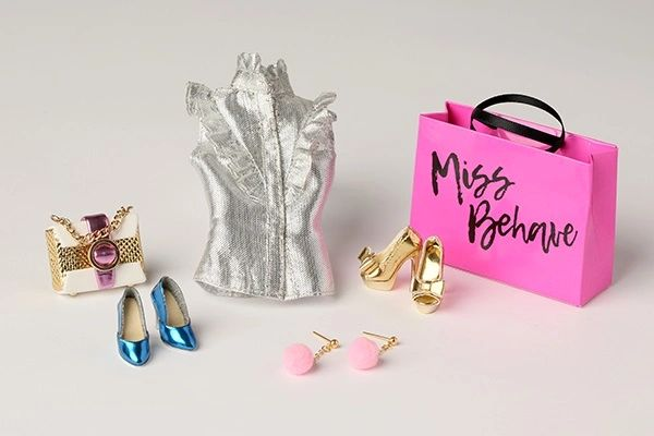 88058 STYLE LAB MISS BEHAVE TOP THIS ACCESSORY PACK
