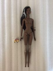82101-NUDE THE AWAKENING ANNIK NUDE DOLL ONLY