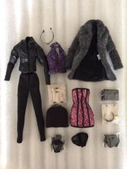 82060-COMPLETE OUTFIT AND ACCESSORIES NEVER ORDINARY