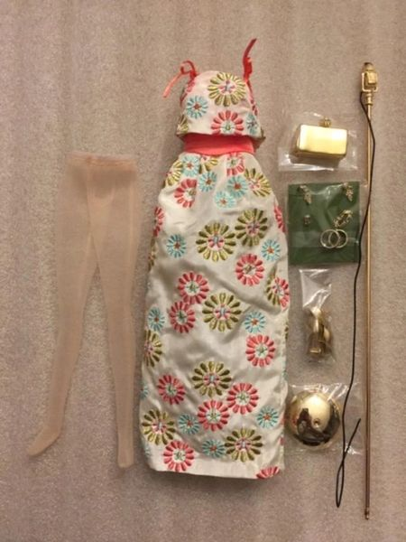 PP150 BOSSA NOVA BEAUTY COMPLETE OUTFIT ONLY