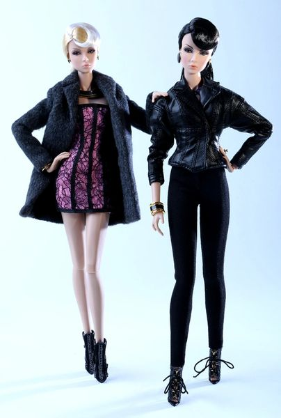 82060 NEVER ORDINARY LILITH AND EDEN DUO DOLLS GIFT SET