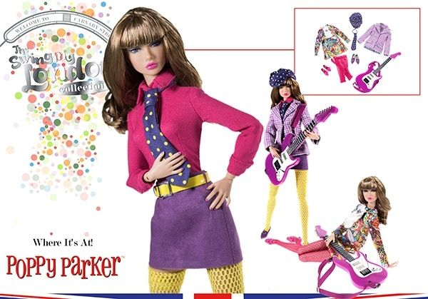 PP119 WHERE IT'S AT! POPPY PARKER