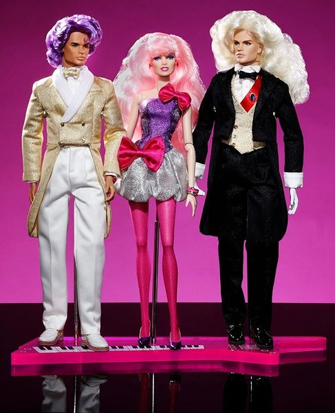 14104 PERFECT MATCH RIO PACHECO, JEM AND RIOT LLEWELYN GIFT SET