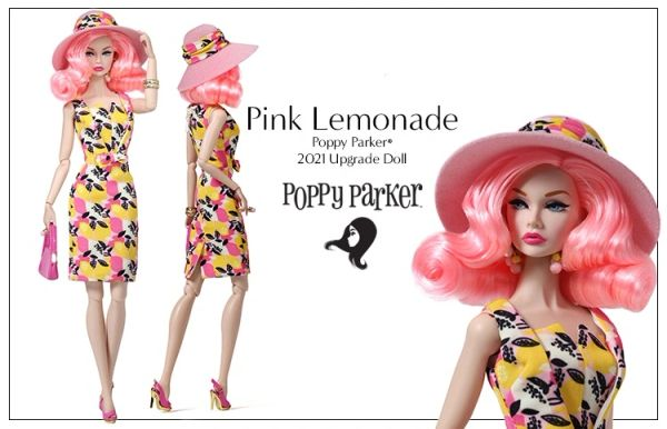 77209 PINK LEMONADE POPPY PARKER