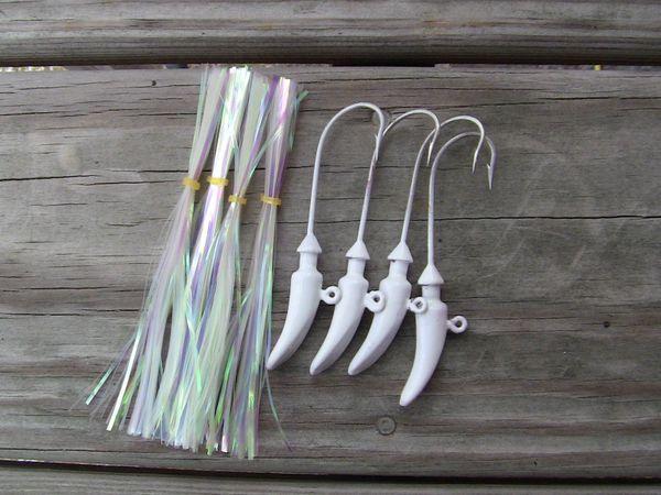 Kingfish Jig Lure Making Kit