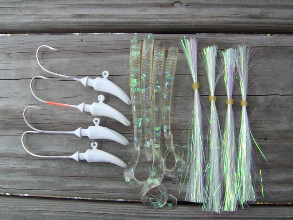 Deep Flash Jig Lure Making Kit