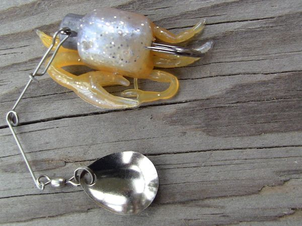 Crab Spin Jig 2Pk