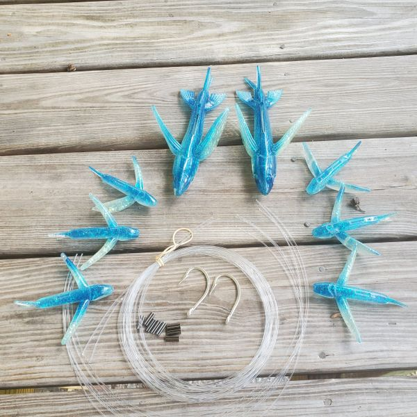 Yummee Flying Fish Daisy Chain Rig Making Kit