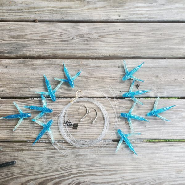 Mini Yummee Flying Fish Daisy Chain Making Kit