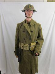 "WWI - U.S. 77th Division ""Liberty Division"" ""Lost Battalion"" Grouping - ORIGINAL RARE -"