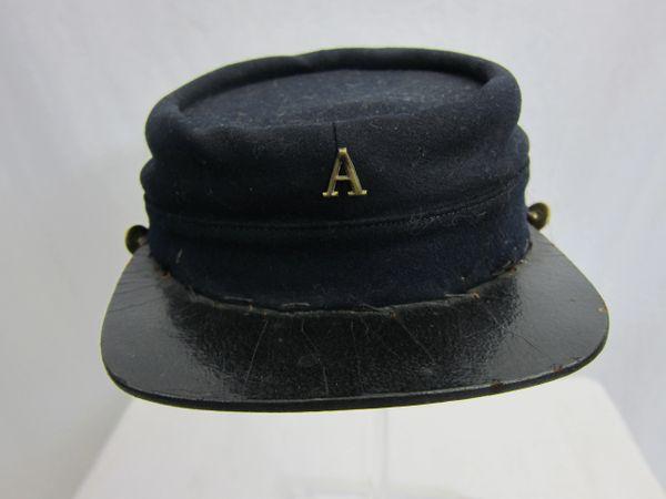 American Indian War - U.S. Army M1872 Kepi - ORIGINAL RARE -