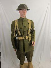 "WWI - U.S. 3rd Army ""Third Army"" Sergeant Grouping - ORIGINAL -"