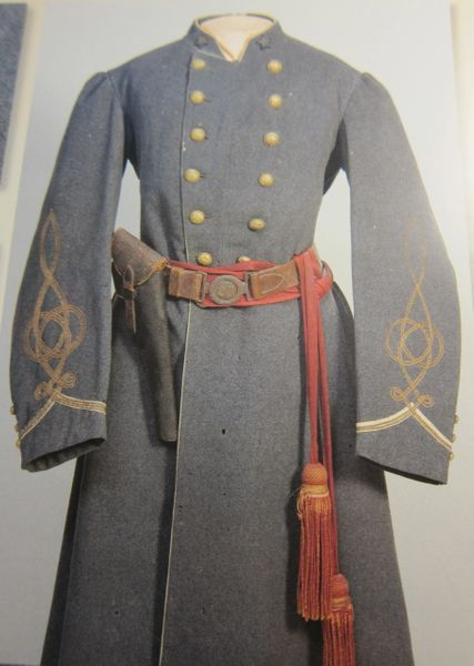 Civil War - Confederate Major William F. Haines Uniform, Surrender of Vicksburg to General William T. Sherman, - ORIGINAL VERY RARE - SOLD
