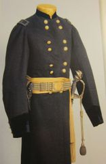 "Civil War - Union General John H. Ward's Uniform Frock Coat ""Gettysburg Devil's Den"" - ORIGINAL VERY RARE - SOLD"