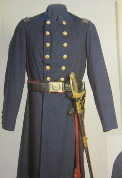 Civil War - Union Major's Uniform Frock Coat, with Accoutrements - ORIGINAL RARE - SOLD