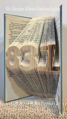 831 : : Beautiful token of affection ♥ : : Hand folded book art