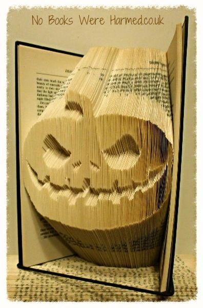 Jack The Lantern : : Pumpkin Pal : : alternative, dark, macabre, gothic, Halloween book art