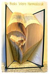 """Bad Heart"" : : Skull peeking out of a heart ♥ : :alternative, dark, macabre, gothic, Halloween book art"