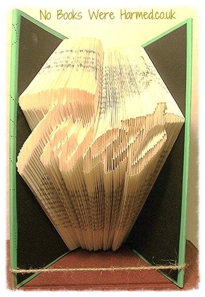 """""""Twat"""" folded in beautiful, cursive, script : : Crude Books"""
