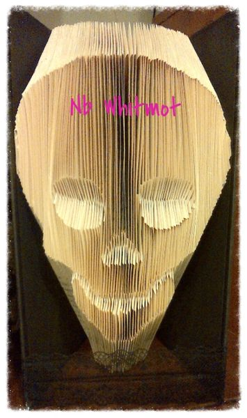 Jimmy The Skull : : alternative, dark, macabre, gothic, Halloween book art