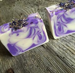 French Provincial Lavender Soap