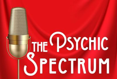 The Psychic Spectrum Logo: