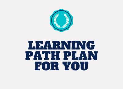 Learning Path Plan for marketing